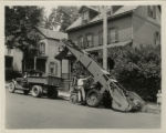 Vehicles of Morristown, snow remover and loader, August 1,1929,