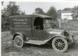 M. P. Greenberger Co., Dodge delivery truck, 06/20/1923, Morristown, NJ