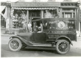 J. Glick, Dodge delivery truck, 12 Park Place, 06/20/1923, Morristown, NJ