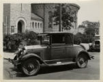 Vehicles of Morristown, Thos. Dolan's car, Dept of Streets and Highways, 6/6/1929
