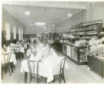 Joseph Finkelstein's restaurant, 16 South Street, 05/05/1924, Morristown, NJ