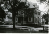 George E. Reeve house, 16 Cutler Street, 09/16/1924, Morristown, NJ