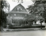 Miss Winslow's home, 37 Maple Avenue, 09/26/1924, Morristown, NJ