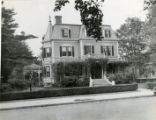 John Young house, 63 Maple Street, 09/27/1924, Morristown, NJ
