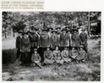 Girl Scouts, group photo, 6/6/1925, Morristown, NJ
