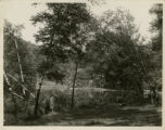Leddell's Saw Mill and Pond, Jockey Hollow, 6/28/1928, Mendham, NJ