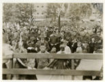 Salvation Army band, 05/30/35, Morristown, NJ