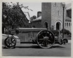 Vehicles of Morristown, gasoline roller, 6/12/1929, Morristown, NJ