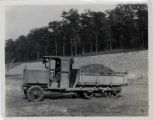 Vehicles of Morristown, new Loinn tractor, 7/23/1929, Morristown, NJ