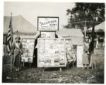 Salvation Army at Morris County Fair, 09/11/36, Troy Hills, NJ