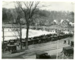 Crowd at Burnham Park Skating Carnival, 01/30/26, Morristown, NJ