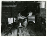 Interior of Co-Operative home, laundry, 06/29/26, Morristown, NJ