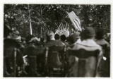 Unveilling of Statue of Bishop F. Asbury at Drew University, 10/14/26, Madison, NJ