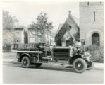New fire engine, Humane Fire Company, 10/26/26