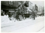 Nelson snow loader, Speedwell Ave., 01/17/27, Morristown, NJ
