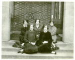 Students at the College of St. Elizabeth, 03/19/27, Morris Township, NJ