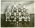 Y.M.C.A. basketball champions, 04/03/27, Morristown, NJ
