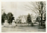 Home and property of Lewis Grove, Idlewild Drive and Mountain Way, Morris Plains, NJ