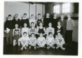 Morristown Y.M.C.A basketball team, 01/22/27, Morristown, NJ