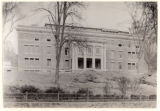 All Souls Hospital, under construction, 05/06/1917, Morristown, NJ
