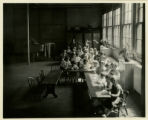 Neighborhood House, Kindergarten class, 5/26/1924, Morristown. NJ