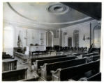Courtroom interior at the Morris County Courthouse, 01/10/1925, Morristown, NJ