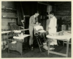 Dental clinic, Visiting Nurse Association, 6/3/1924, Morristown, NJ
