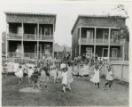 Cauldwell playground, Children's dance  presented by Miss Carr, 8/18/1925, Morristown, NJ
