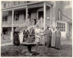 Old Ladies Home, residents, 07/16/1924, Morristown, NJ