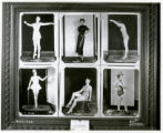 poses by Ida France, 9/3/1936, Morristown, NJ