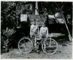 Seaton Hackney Endurance Bicycle Riders, 8/3/1930, Morristown, NJ