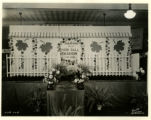 Schulte United Store, fashion show runway, 9/15/1938, Morristown, NJ