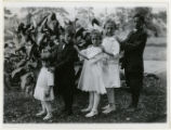 Individuals, Joseph Lopifrare's children, 10/6/1918, Morristown, NJ