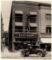 South Street Restaurant, 06/24/1925, Morristown, NJ