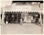 Morris County Fair, Davis and Higbie Display, 09/16/1926, Morristown, NJ