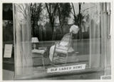 "Window display for Community Chest, ""Old Ladies Home,"" 10/22/1922, Morristown, NJ"