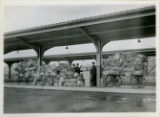 Railroad station, special mail train, 12/24/1922, Morristown, NJ