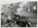 Fire, Martin Farino, rear Interior, 2/11/1923, Clinton Street, Morristown, NJ