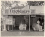 Morris County Fair, Frigidaire Store Exhibit, 9/21/1926 Morristown, NJ