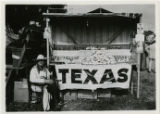 "Morris County Fair, Fred Lefurge, ""Texas"", 9/24/1925, Morristown, NJ"