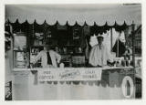Morris County Fair, Refreshment stand, 9/26/1925, Morristown, NJ