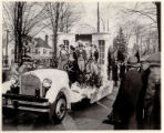 Float for 150th Anniversary, 11/30/1929, Morristown, NJ