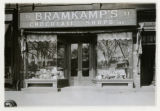 Bramkamp's Chocolate Shops, Henry Speckmann's store, 3/17/1926, Park Place, Morristown, NJ