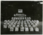 Salvation Army Christmas baskets, 12/24/1925, Morris County, NJ