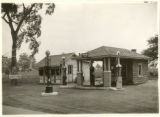 Van Ness Gas Station, not dated,  Whippany, NJ