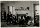Dr. Samuels and family, 11/27/1930, Morristown, NJ