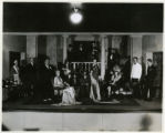"Cast in ""The Royal Family"" at the Little Theater, 3/20/1931, Morristown, New Jersey"