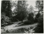 Home of Mrs. G. W. Farney on Tabor Road, 6/18/1926,  Mt. Tabor, NJ