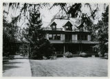 House of Mrs. A. Am. Daish on Whippany Road, 6/29/1926,  Morristown, NJ