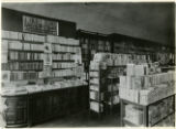 Hearn's Stationery store, South Street, 2/8/1921, Morristown, NJ,